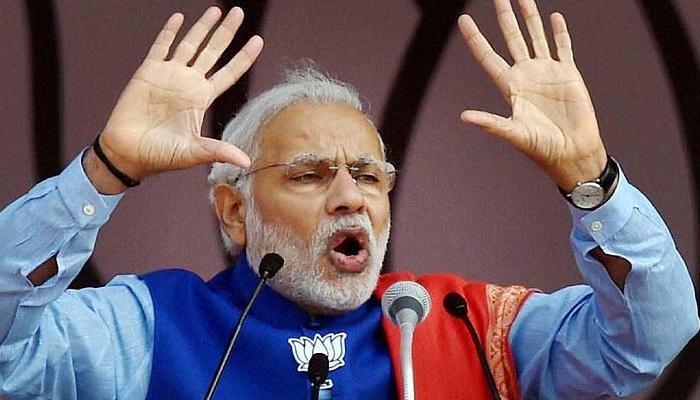दादरी हत्याकांड: मोदी ने तोड़ी चुप्पी, कहा-मेरी न सुनें, राष्ट्रपति की बताई राह पर चलें
