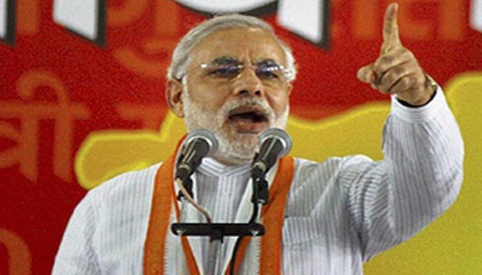 PM मोदी ने कहा- बिहार को `विकास राज` की जरुरत है न कि `जंगलराज` की