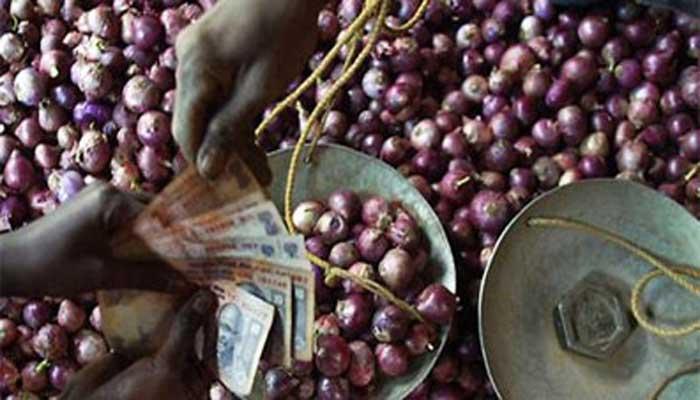 एशिया की सबसे बड़ी प्याज मंडी लासलगांव में सस्ता हुआ प्याज