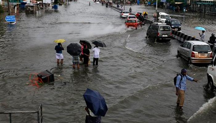 Rains After Washing Car