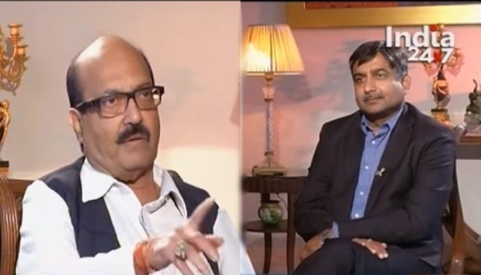 'बोफोर्स घोटाले की आंच से मैंने अमिताभ बच्चन को बचाया'