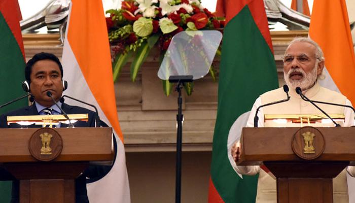 Image result for भारत-मालदीव के संबंध होंगे मजबूत