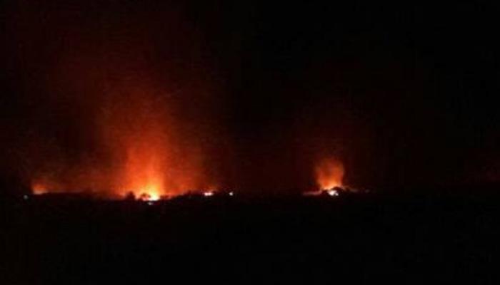 महाराष्ट्र: वर्धा के पास पुलगांव में सेना के हथियार डिपो में भीषण आग, 15 जवानों और 2 अफसरों की मौत