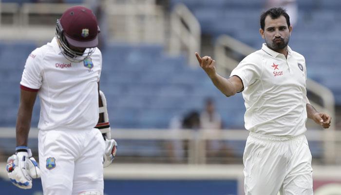 Image result for इंडिया वेस्ट इंडीज मोहम्मद शमी