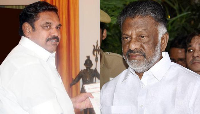 तमिलनाडु : आज होगी पलानीस्वामी की 'अग्निपरीक्षा', विश्वासमत के खिलाफ वोट करेगा पनीरसेल्वम गुट