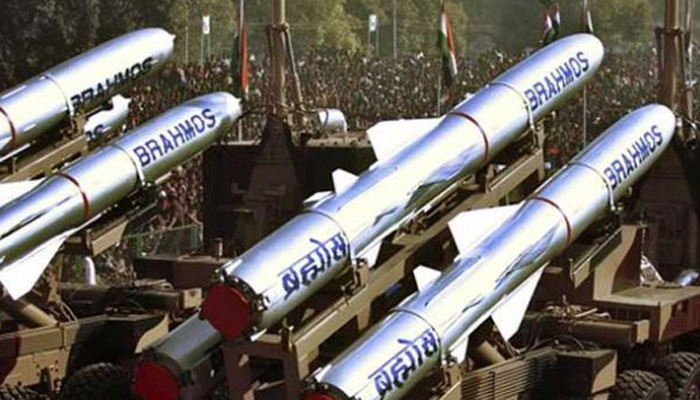 Image result for ओडिशा: 'ब्रह्मोस' सुपरसोनिक क्रूज मिसाइल परीक्षण