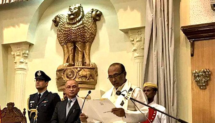 मणिपुर में बीरेन सिंह सरकार ने जीता विश्वासमत
