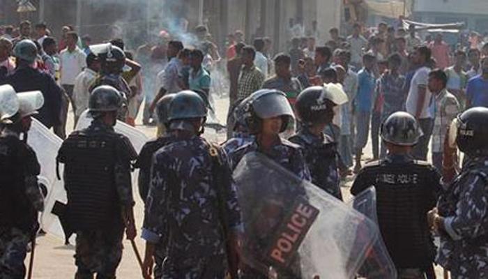 नेपाल में हिंदू समर्थक पार्टी के कार्यकर्ताओं पर लाठीचार्ज, दर्जनों घायल