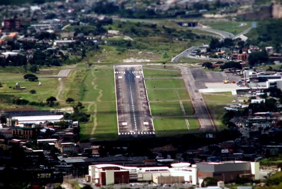 Toncontin Airport, Tegucigalpa