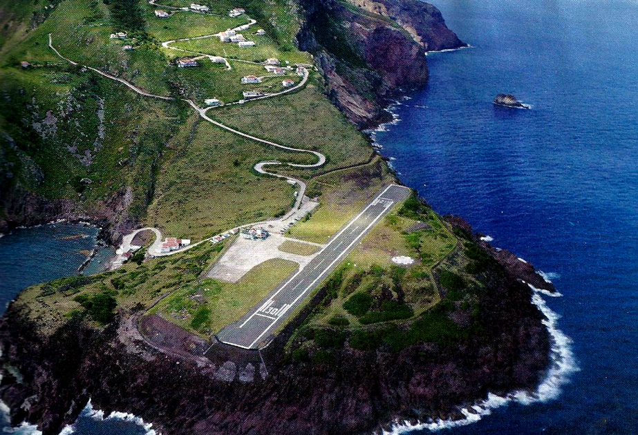 World's Shortest Commercial Airport Runway