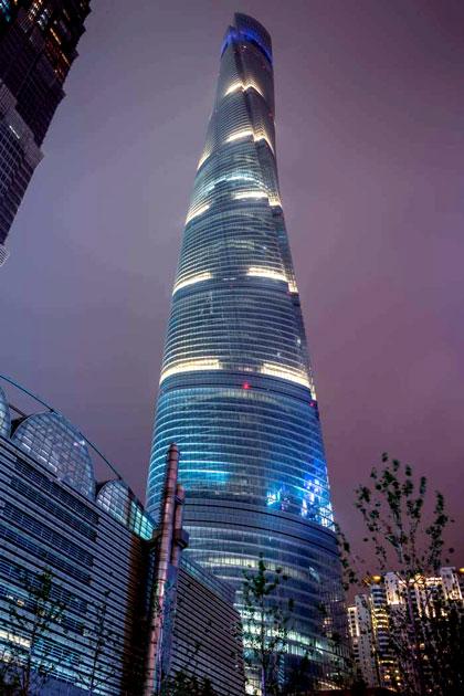 Shanghai Tower, China
