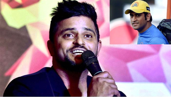 सुरेश रैना बोले, 'धोनी जैसे खिलाड़ियों का हमेशा सम्मान किया जाना चाहिए'