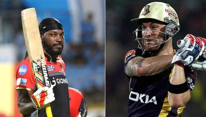 IPL 2017: ये हैं अबतक सबसे ज्यादा छक्के जड़ने वाले बल्लेबाज