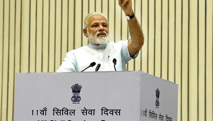 PM ने नौकरशाहों से कहा, नियामक की जगह सक्षम बनाने की भूमिका में आएं