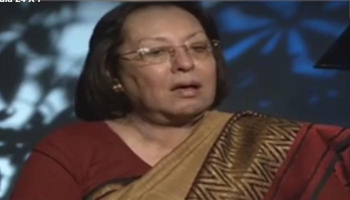 अ डॉयलॉग विद जेसीः नजमा हेपतुल्ला बोलीं-ग्रास रूट पर काम करने वाले PM हैं मोदी