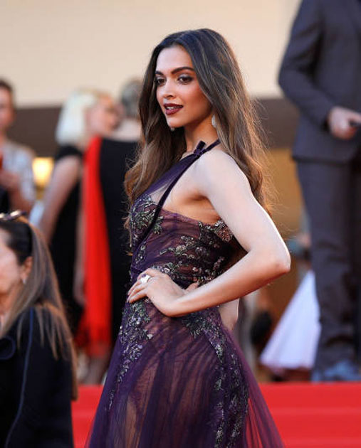 Dippy spills beauty on Day 1 at Cannes red carpet