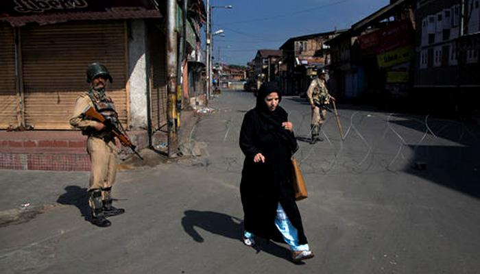 कश्मीर में सुरक्षाबलों ने नाकाम किया अलगाववादियों का मार्च, प्रशासन ने लगाया था कर्फ्यू