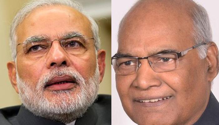 रामनाथ कोविंद अप्रतिम राष्ट्रपति साबित होंगे, गरीबों और वंचितों के आवाज बने रहेंगे: PM मोदी