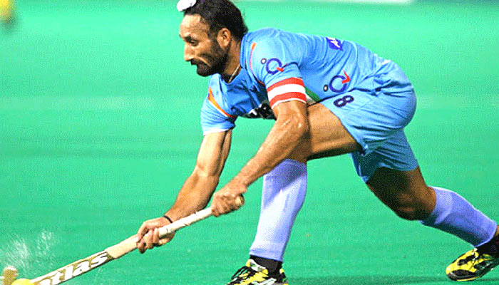 हॉकी टीम को झटका, ब्रिटेन की पुलिस ने सरदार सिंह से की पूछताछ