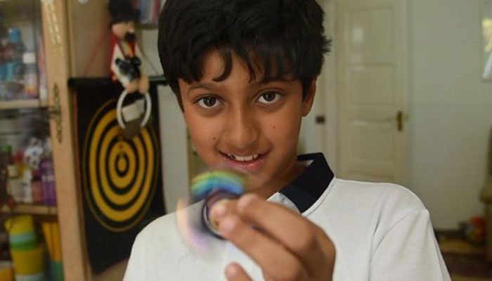 ब्रिटेन में इस 11 साल के इंडियन लड़के ने तोड़ा अल्बर्ट आइंस्टीन का रिकॉर्ड