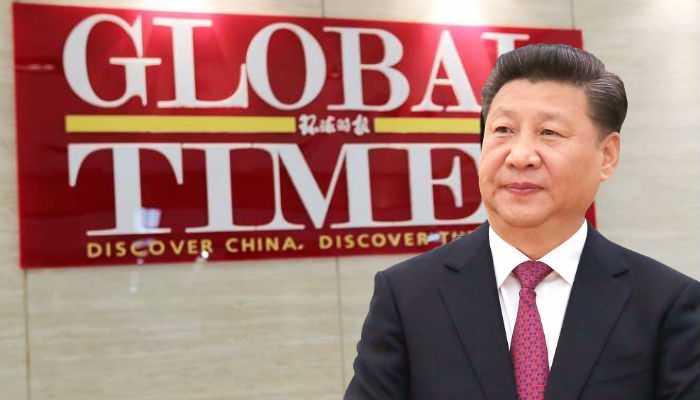 जानिए चीन सरकार की भाषा बोलने वाले 'द ग्लोबल टाइम्स' के बारे में