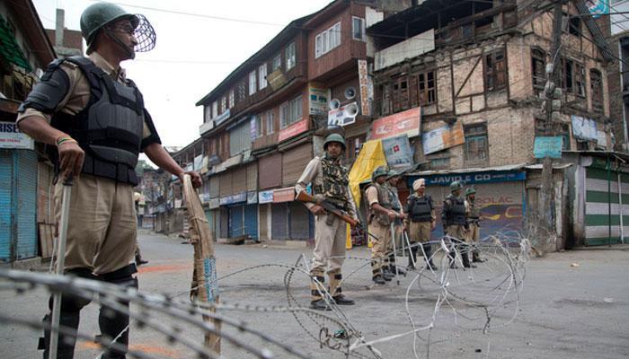 कश्मीर घाटी में अनुच्छेद 35ए को बचाने के लिए बंद, जनजीवन प्रभावित