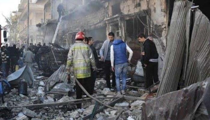 जॉर्डन सीमा के समीप आत्मघाती विस्फोट में 23 विद्रोही लड़ाकों की मौत