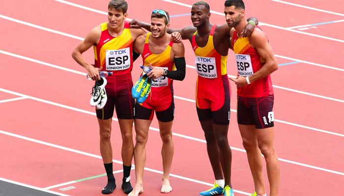 IAAF विश्व चैंपियनशिप: 4 x 400 रिले टीम स्पर्धा में खिताबी दौड़ से भारत बाहर