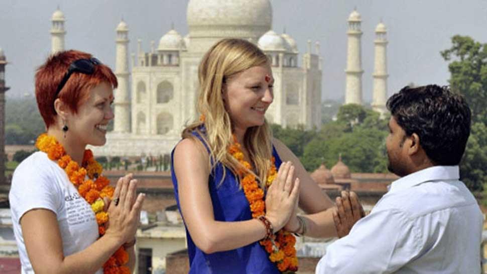 Image result for विदेशी पर्यटकों