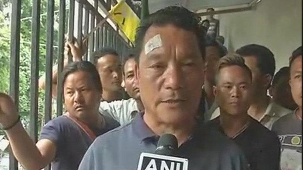 पश्चिम बंगाल: दार्जिलिंग-कालिम्पोंग में दो बड़े बम विस्फोट, पुलिस थाने हाई अलर्ट पर