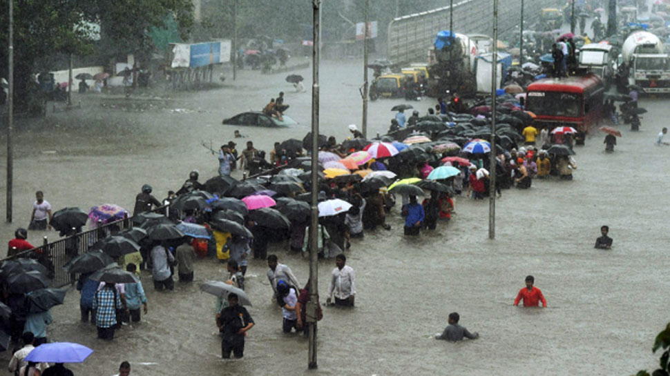 Image result for मुंबई समेत देश के कई हिस्सों में बारिश का अलर्ट