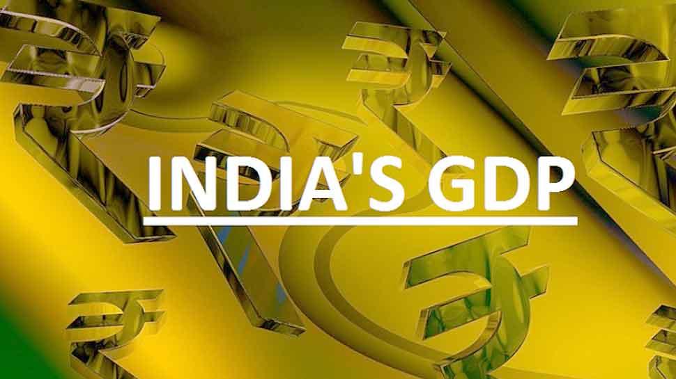 भारतीय अर्थव्यवस्था की रफ्तार घटकर 5.7 फीसदी, तीन साल के निचले स्तर