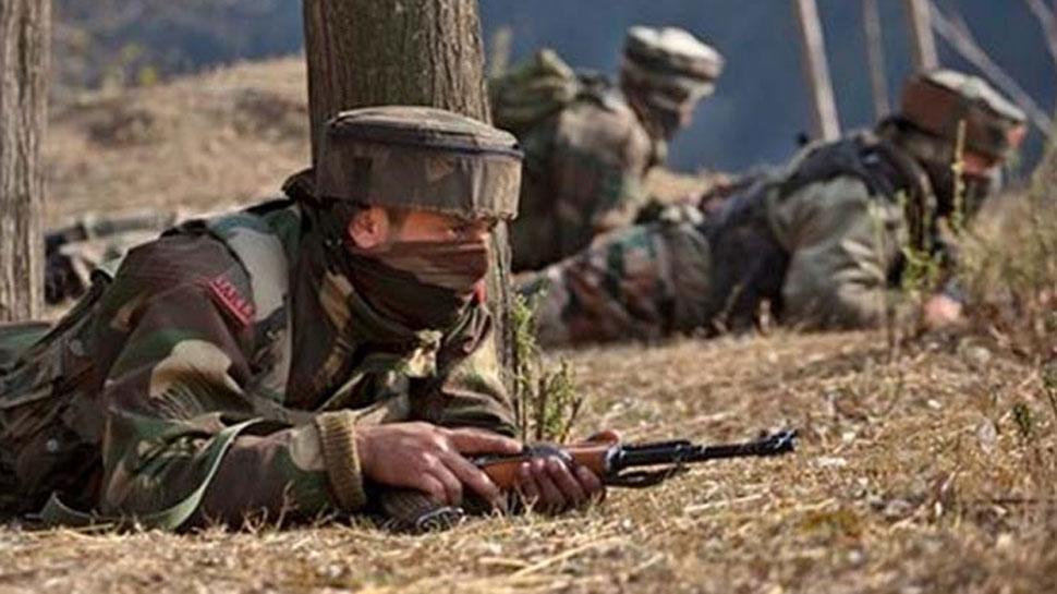 पाकिस्तान ने जम्मू में अतंरराष्ट्रीय सीमा और पुंछ में LOC पर सीजफायर का उल्लंघन