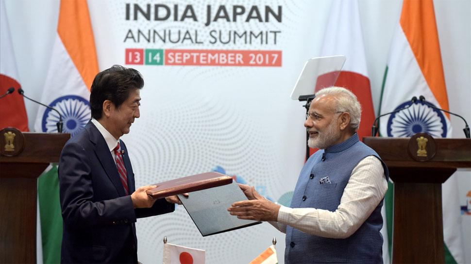 भारत-जापान ने एक सुर में कहा; मुंबई-पठानकोट हमले में शामिल आतंकियों को सजा दे पाक