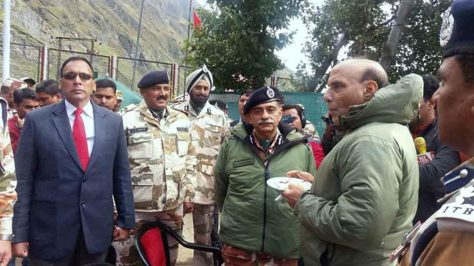 राजनाथ सिंह ने कहा, चीन के साथ सीमा विवाद को बातचीत से सुलझा सकते हैं