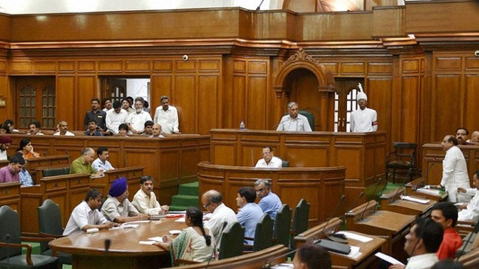 Image result for दिल्लीः विधानसभा का विशेष सत्र हंगामेदार होने के आसार