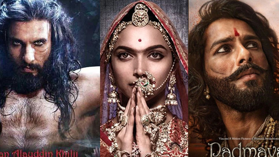 #Padmavati's trailer, released with a strong dialogue, will see Rongte puridunia.com