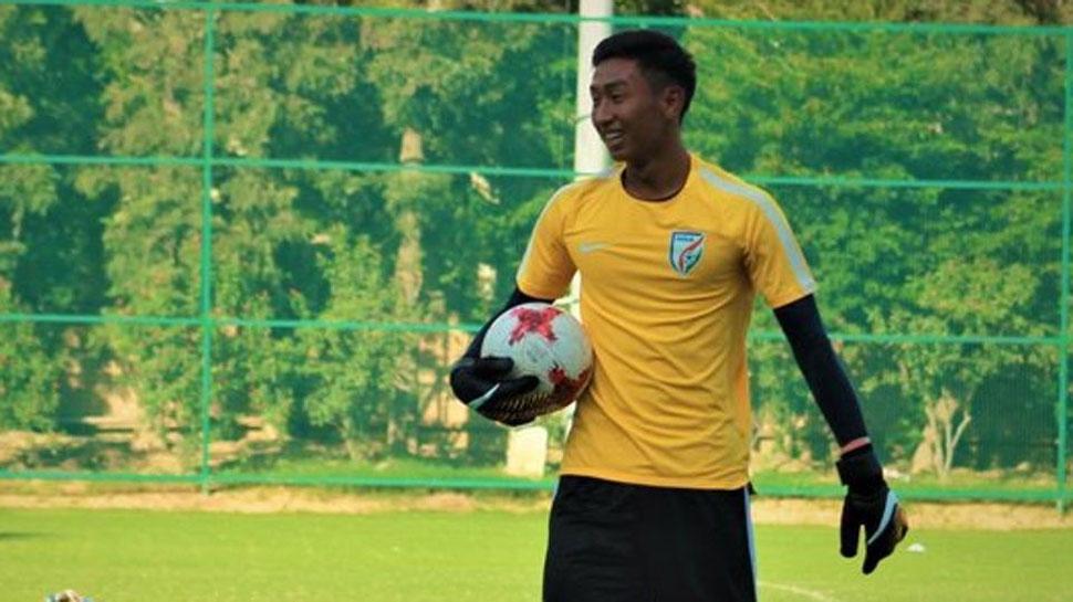 FIFA U-17 : गोलकीपर धीरज के पिता ने कहा, हम नहीं चाहते थे कि बेटा फुटबॉल खेले