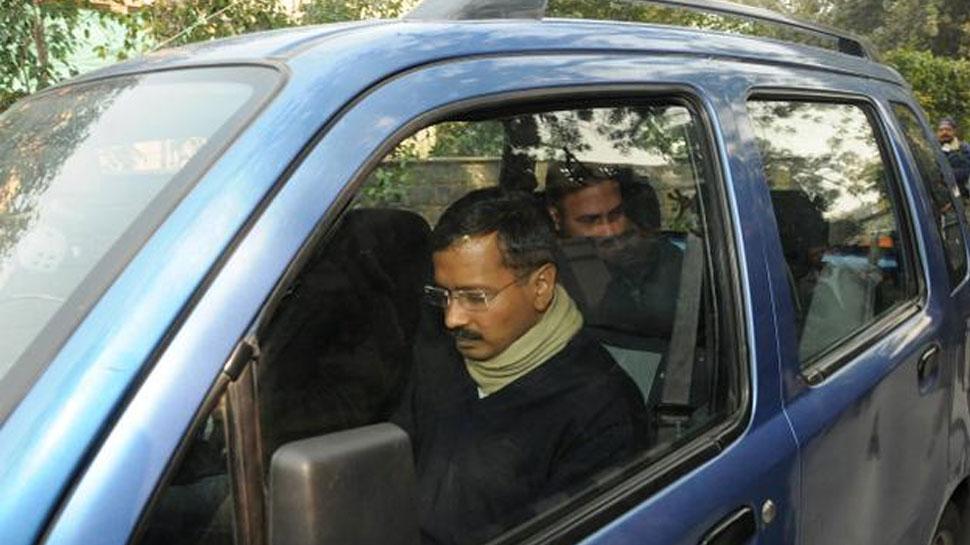 अरविंद केजरीवाल की कार चोरी, दिल्ली सचिवालय के बाहर से चुरा ले गए चोर