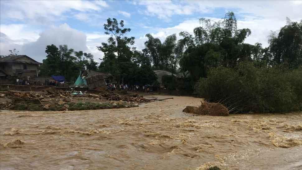 वियतनाम में बाढ़, भूस्खलन के कारण 43 की मौत; 34 लोग लापता