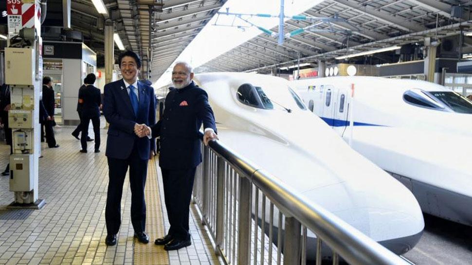 जापानी बुलेट ट्रेन में घटिया कल-पुर्जे का खुलासा, क्या भारत के प्रोजेक्ट पर भी पड़ेगा असर?
