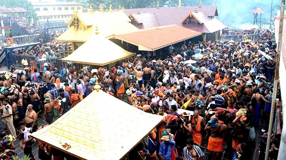 सबरीमाला मंदिरः महिलाओं के प्रवेश मामले को सुप्रीम कोर्ट ने संवैधानिक पीठ को भेजा