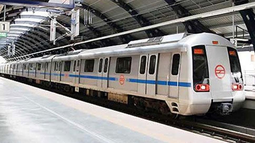 दिल्ली मेट्रो: कालकाजी-बोटैनिकल गार्डन कॉरिडोर पर जल्द शुरू होगी सेवा