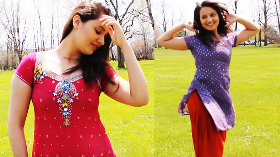 VIRAL VIDEO: 'बागी' के गाने पर इन दोनों लड़कियों का डांस इंटरनेट पर मचा रहा धमाल
