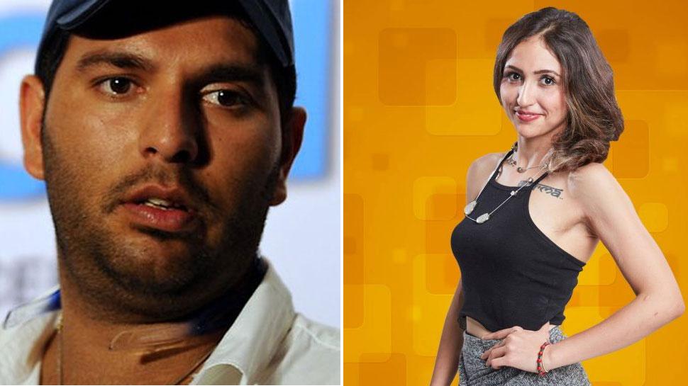 आकांक्षा शर्मा ने युवराज सिंह पर लगाया घरेलू हिंसा का आरोप : रिपोर्ट