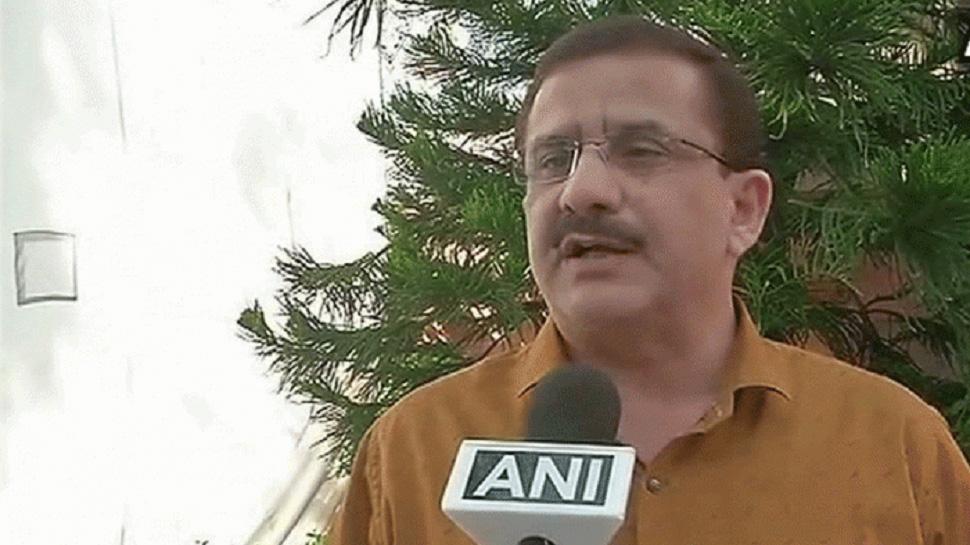 यूपी के मंत्री मोहसिन रजा का बयान राम मंदिर निर्माण में बाधा : वसीम रिजवी