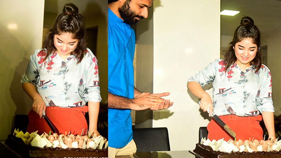 Zaira Wasim ,aamir khan ,Birthday Pics,स्टोरी,मर्सल,GST,सीन,विवाद,वायरल,Video