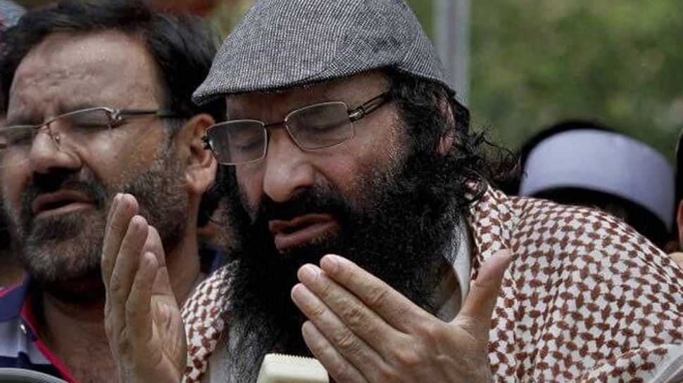 टेरर फंडिंग केस : हिजबुल मुजाहिदीन चीफ सैयद सलाउद्दीन के बेटे को NIA ने किया गिरफ्तार