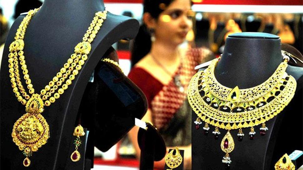 शादी विवाह के मौसम ने बढ़ाई सोने की चमक, चांदी में 125 रुपए की गिरावट