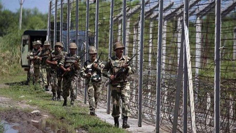 बीएसएफ ने पाकिस्तान के सामने उठाया सीमा पर गोलीबारी का मुद्दा